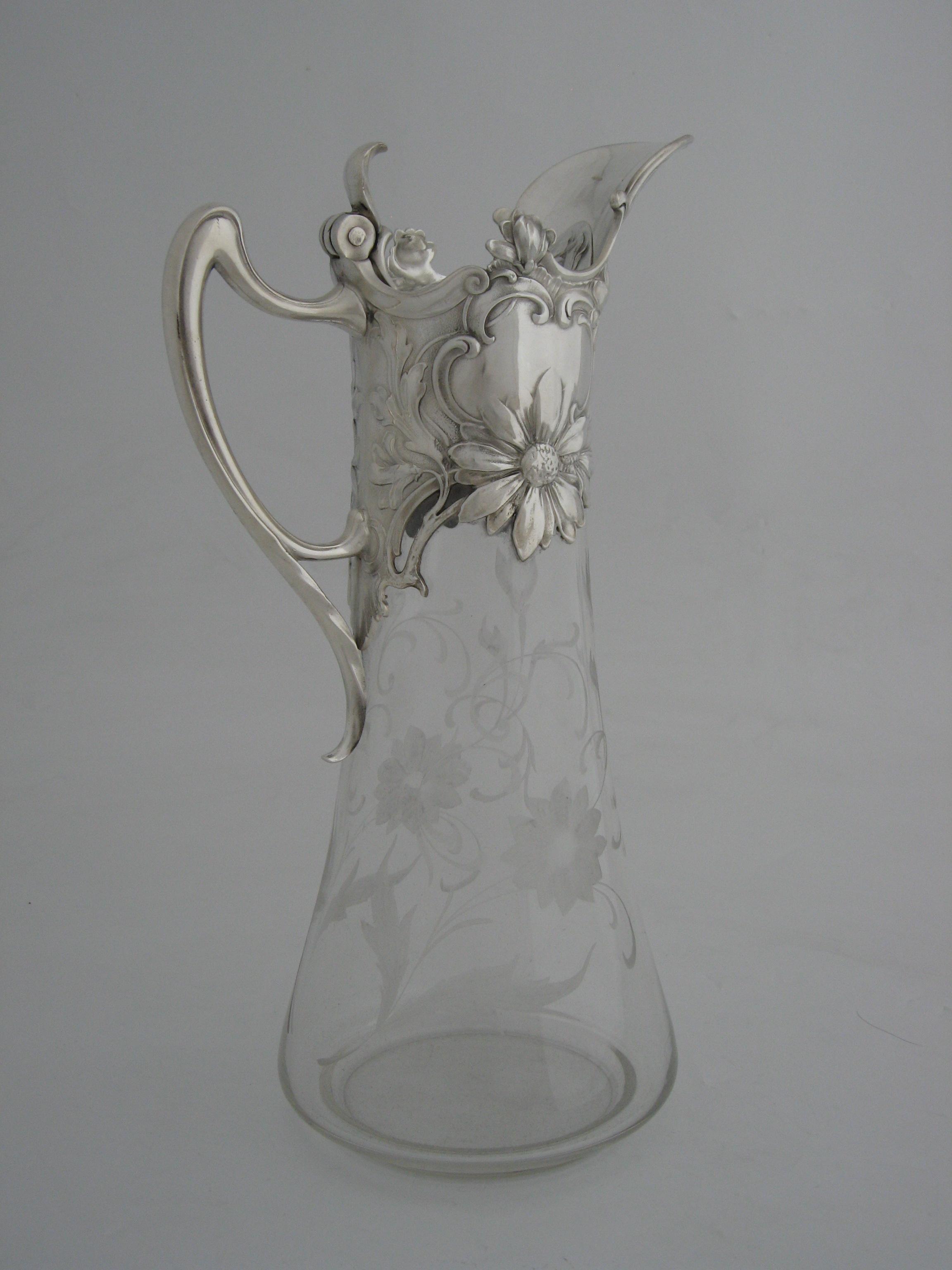 WMF Saucenkelle Fächermuster kleine Kelle 90er Silberauflae ca.17cm
